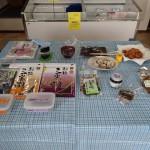 休漁日イベント 大試食会1