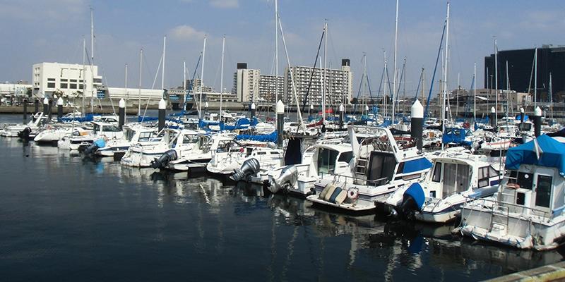 船橋漁協ボートパーク