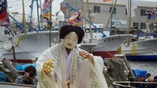 船橋漁協の水神祭写真2
